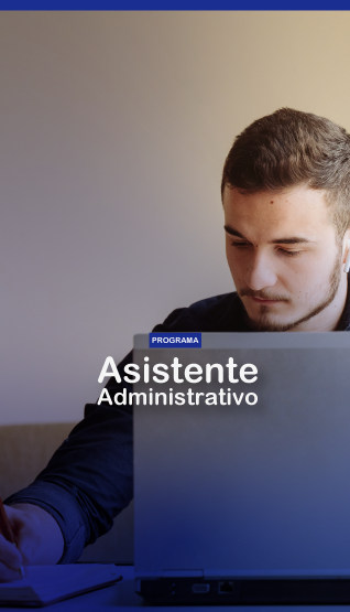 asistente administrativo banners - home
